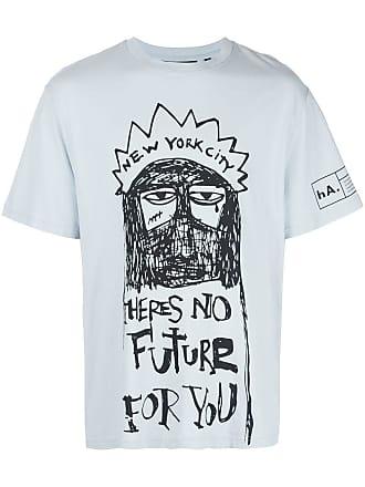 Haculla Camiseta Theres No Future - Azul