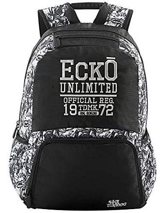 Ecko Mochilha Ecko Unlimited Oficial Preto - Holly Classic