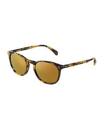 Oliver Peoples Mens Finley Esq. Universal-Fit Sunglasses