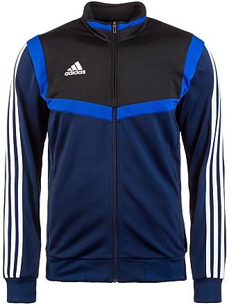 bfa9a9cc5d1 adidas Sportjas Tiro 19 donkerblauw / zwart / wit