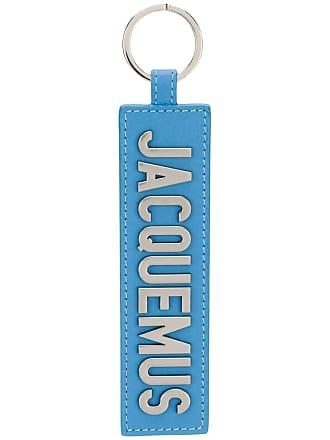 Jacquemus Chaveiro com logo - Azul