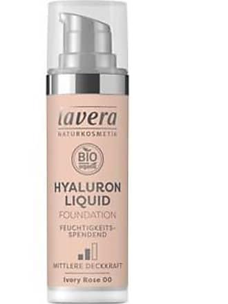 Lavera Gesicht Hyaluron Liquid Foundation Nr. 01 Ivory Light 30 ml