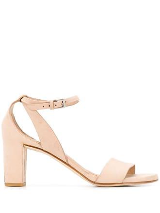 Del Carlo block heel sandals - Neutro