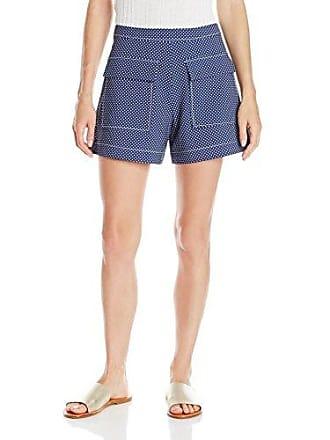 Clover Canyon Sportswear Womens Outerwear Woven Short, Polka Dot Medium
