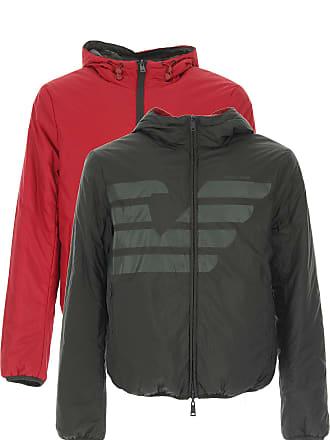 Emporio Armani Daunenjacke für Herren, wattierte Ski Jacke Günstig im  Outlet Sale, Reversible Down 3462ef4eb7