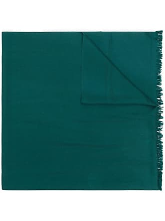 N.Peal pashmina stole - Verde