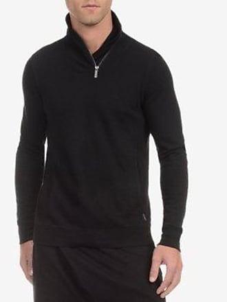 2(x)ist Mens Zippered Shawl Collar Pullover bf131279b