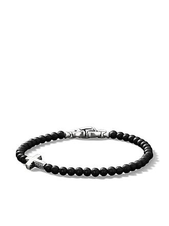 David Yurman Spiritual Beads onxy cross bracelet - Ssbbo