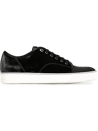 Lanvin toe-capped sneakers - Black