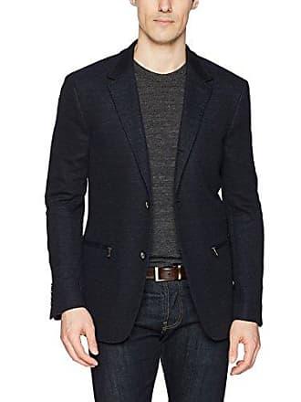 John Varvatos Star USA Mens Soft Jacket, Marine, 42