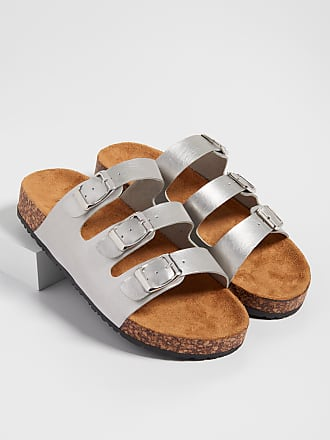 Maurices Abby Triple Strap Molded Footbed Sandal