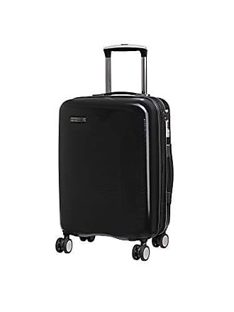 IT Luggage IT Luggage 20.9 Signature 8-Wheel Hardside Expandable Carry-on, Black