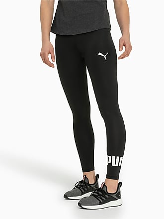 Puma Active Womens Leggings, Black, size X Large, Clothing