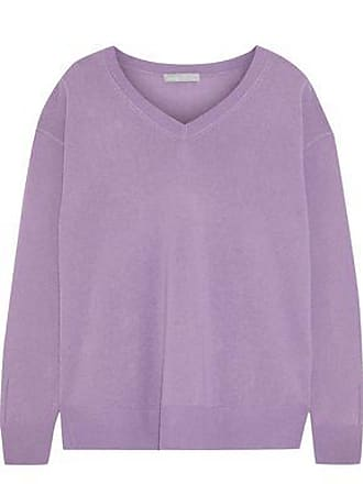 Vince Vince. Woman Wool And Cashmere-blend Sweater Lilac Size XS
