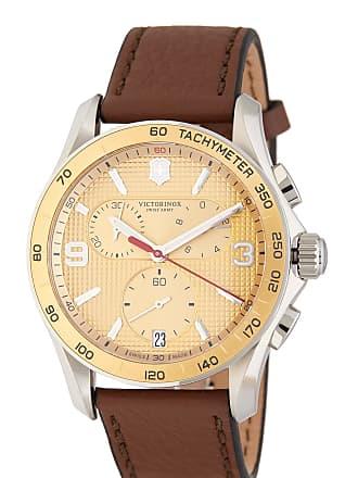 Victorinox by Swiss Army Mens Chrono Classic Chronograph Watch, 40mm