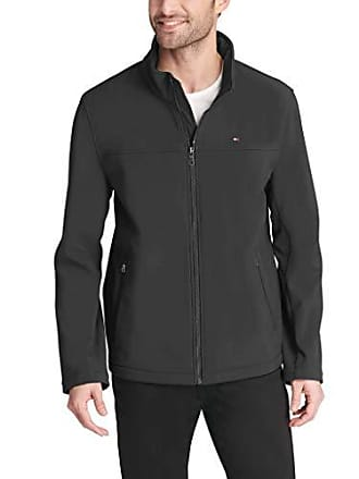 c9f97fcc Tommy Hilfiger Mens Classic Soft Shell Jacket (Regular & Big-Tall Sizes),