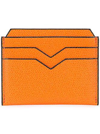 Valextra classic cardholder - Orange