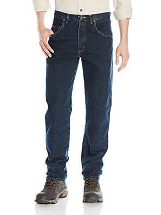 Wrangler Mens Rugged Wear Jean, Dark Tint, 40x30