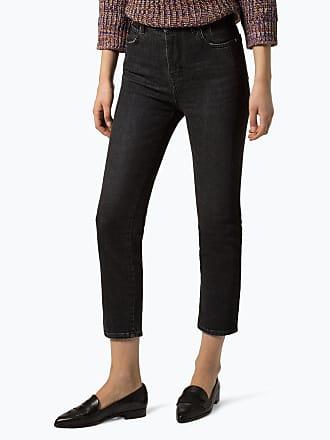 Max Mara Damen Jeans - Snack schwarz