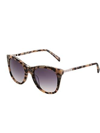 44faa6db50e6 Balmain Round Havana Acetate Metal Sunglasses