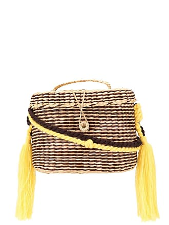 NANNACAY kiki medium rope handle tote bag - Marrom