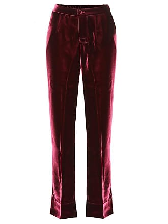 F.R.S. For Restless Sleepers Crono velvet trousers