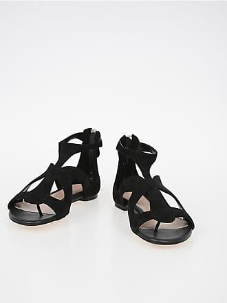 Alexander McQueen Suede Sandals size 36,5