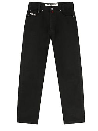 032c Cosmic Workshop black regular jeans
