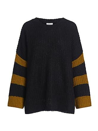 A.L.C. Lorenzo Oversized Wide Sleeve Sweater Black