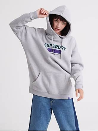 new style 826eb 14acb Superdry Kapuzenpullover in Grau: 63 Produkte | Stylight