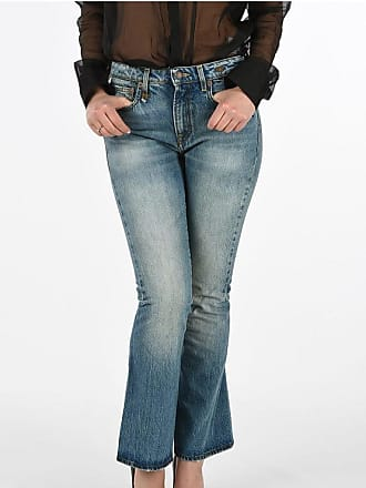 R13 stone washed bootcut CADDY jeans Größe 26