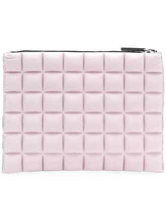 No Ka'Oi chocolate bar quilted purse - Pink