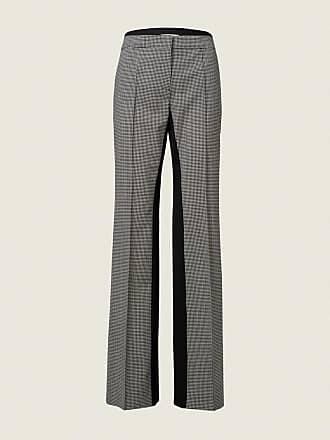 Dorothee Schumacher MINIMAL VICHY loose straight leg pants 2