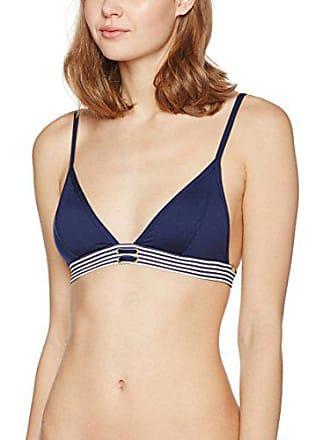 e3ff7583e276 Banana Moon DADDO Basil-Bikini Top Donna Blu (Marine Rayure GGG06) 44