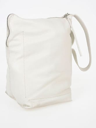 Rick Owens Leather Bucket Bag DINGE size Unica