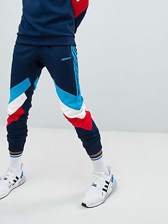 c92ef970fc4512 adidas Originals Palmerston - Pantalon de jogging - Bleu marine DJ3456 -  Navy