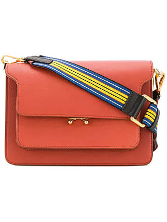 Marni cross body satchel - Orange