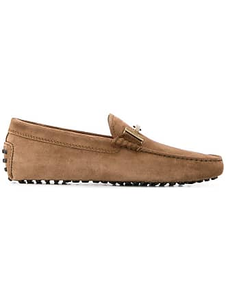 Tod's Double T loafers - Marrom