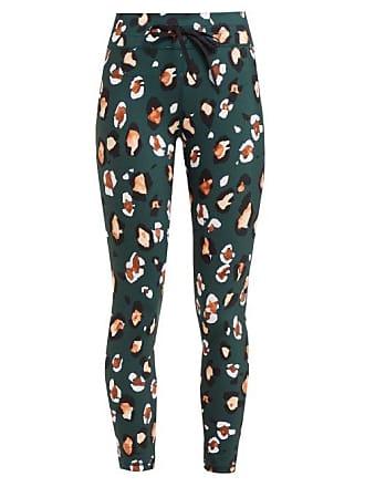 9f891fe362094 The Upside Jewel Leopard Print Leggings - Womens - Green Print
