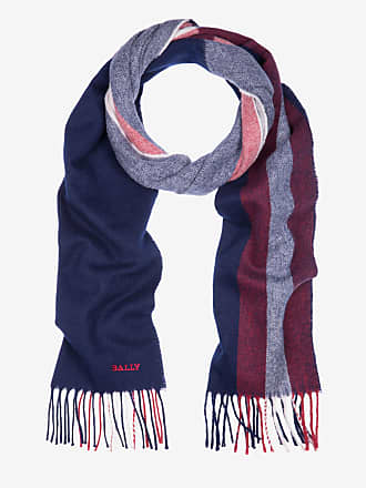 Bally Trainspotting Scarf Blue 1