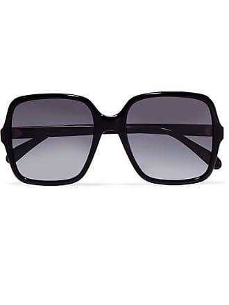 Givenchy Oversized Square-frame Acetate Sunglasses - Black