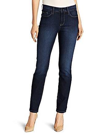 NYDJ Womens Alina Skinny Jeans, Hollywood Wash, 16
