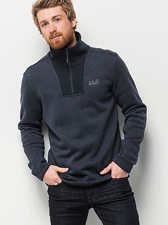 Herren Fleece Pullover in Blau von 10 Marken | Stylight