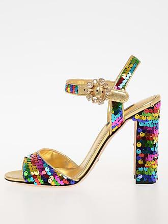 Dolce & Gabbana 11cm Sequins Sandals size 36