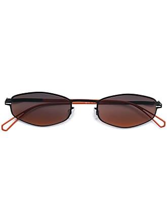 440d088be7e Mykita Mykita x Bernhard Willhelm retro shaped sunglasses - Yellow