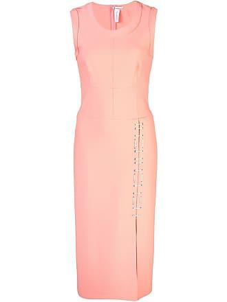 Yigal AzrouËl sleeveless midi skirt - Pink