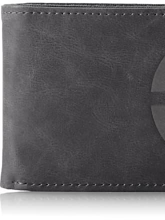 Element Daily Elite Mens Wallet Black Size: One Size