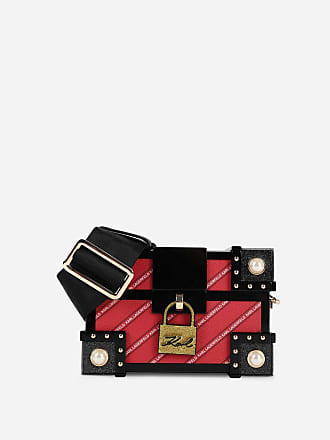 Karl Lagerfeld Karl Treasure Box Minaudière