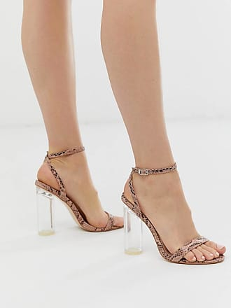 d315ab1373e Public Desire® Heeled Sandals − Sale: up to −52% | Stylight