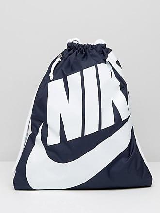 459854b65163 Nike Heritage Drawstring Backpack In Blue BA5351-451 - Blue